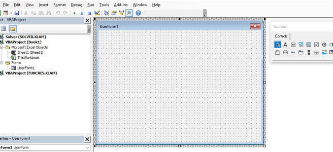 Vba Userform Combobox
